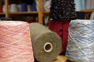 Konengarn kaufen - Cone Yarn Shop Konengarn - machine knitting yarn on paper cone